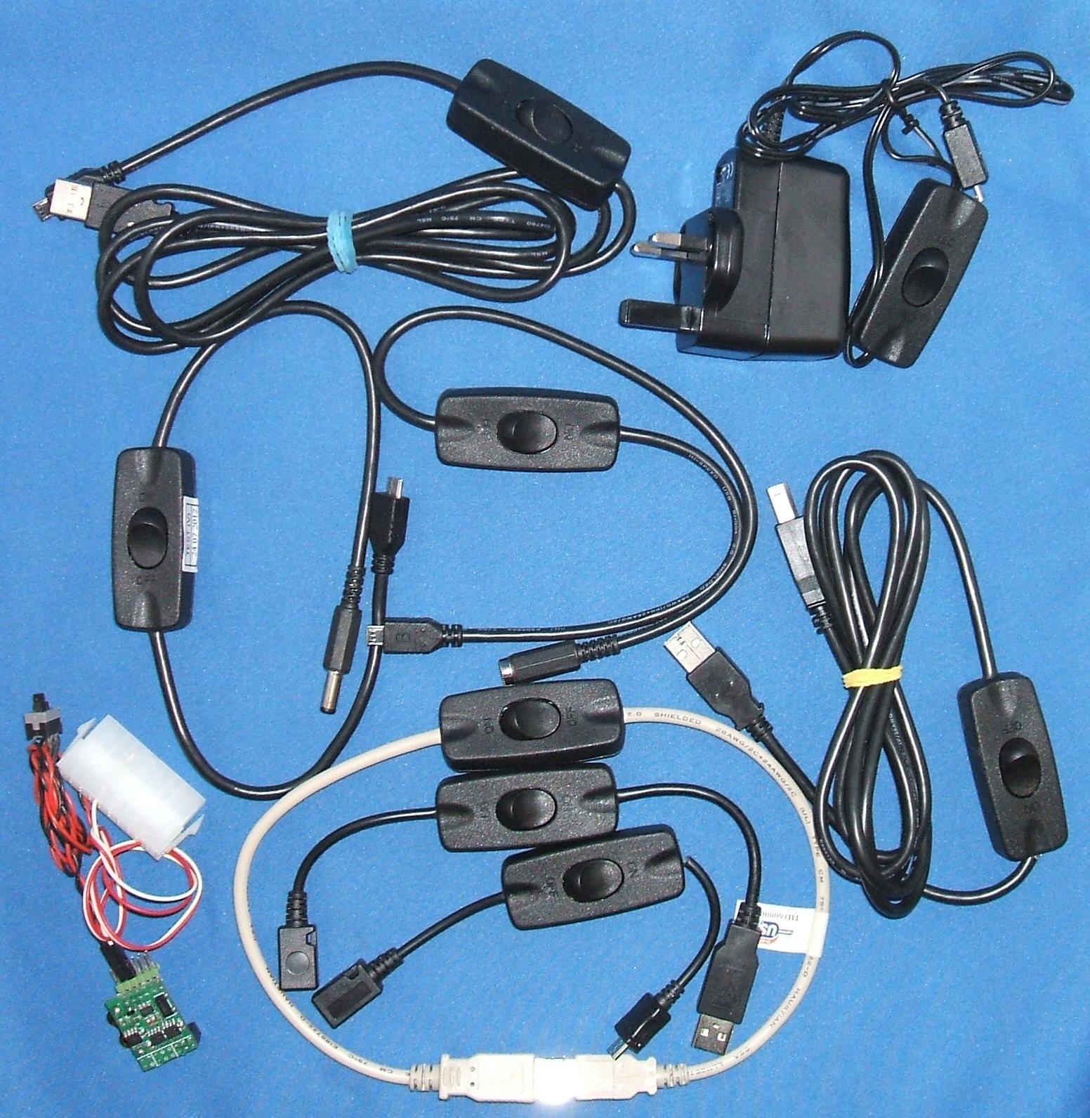 Add a power switch to your Raspberry Pi! | CJE Micro\'s & 4D\'s Blog