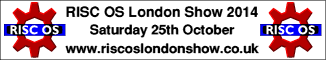 RISC OS London Show 2014