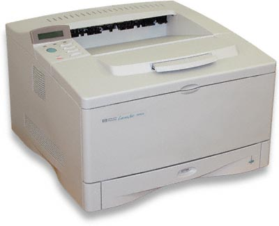 Hp laserjet 5000n printer refurbished c4111a.
