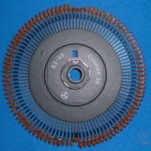 4D : Product info for Daisy Wheel for Juki/Triumph Adler
